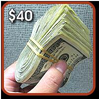 Welcome to My Cash Freebies! - $40 One Credit Freebies!